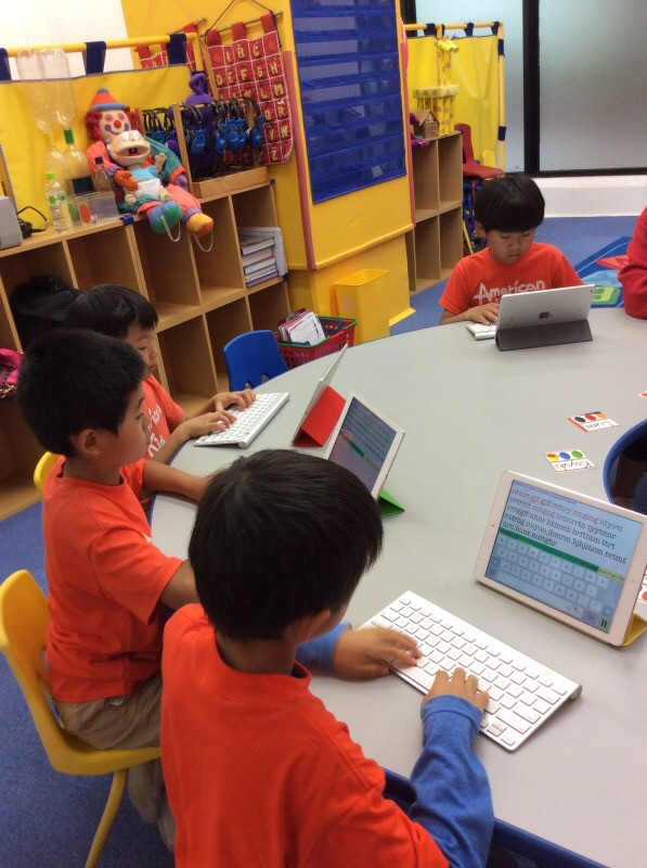 Computer Lessons | American Kids International School in Yokohama